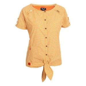 Landro - T-shirt manches courtes - Dry, S/S jaune SALEWA