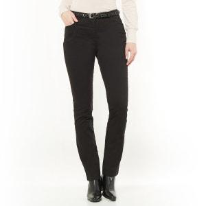 Spodnie z haftowanymi kieszeniami ANNE WEYBURN