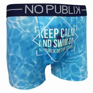 Boxer Microfibre Homme Swim On NO PUBLIK