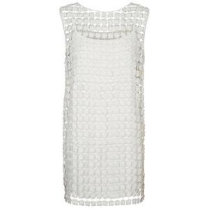 Gefüttertes Kleid mit Lochmuster VERO MODA