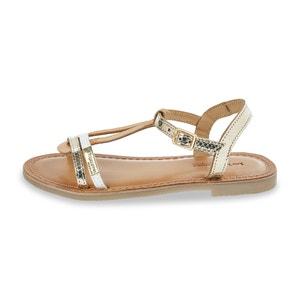 Bada Leather Sandals LES TROPEZIENNES PAR M.BELARBI