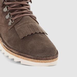 Boots cuir suédé 74397 STITCH SUD P-L-D-M-BY PALLADIUM