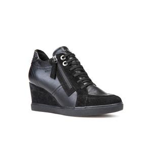 Sneakers met sleehak Eleni GEOX