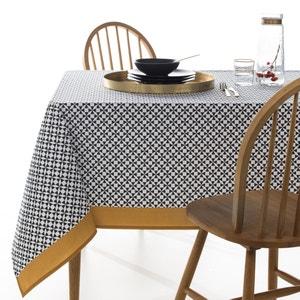 Bedruckte Tischdecke