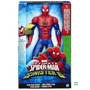 Spiderman - Figurine 30 Cm Electronique Spiderman - HASB5757EU40 HASBRO