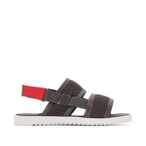 Sandales à scratch abcd'R