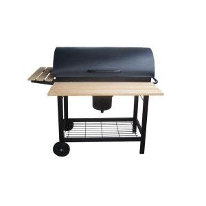 SAVANNAH: Barbecue mobile et élégant au bois ou au charbon CONCEPT USINE