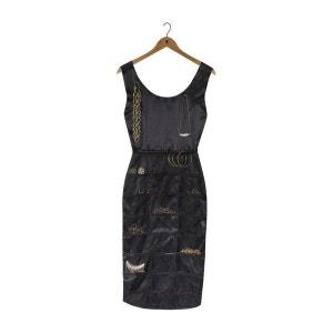 Robe range bijoux  little black dress couture UMBRA