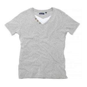 Fable T-Shirt À Manches Courtes Et Col En V BRAVE SOUL