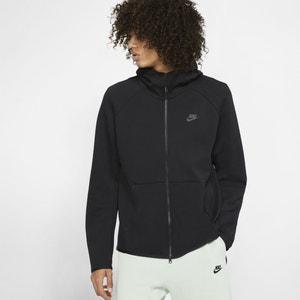 Sweater met kap en rits Tech Fleece