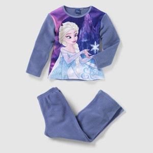 Pijama de punto polar FROZEN, 2 - 10 años LA REINE DES NEIGES