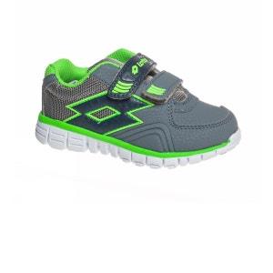 Chaussures Bébé Sunrise III Grey/Green LOTTO