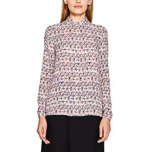 Ethnic Print Shirt ESPRIT