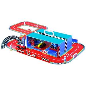 Circuit The Box : Course de voitures VILAC