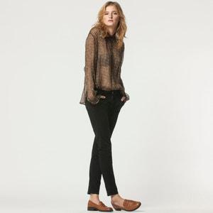 Pantalon chino, poches, SANDY REIKO