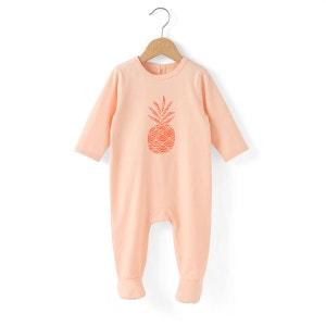 Pyjama coton imprimé ananas 0 mois-3 ans R Edition