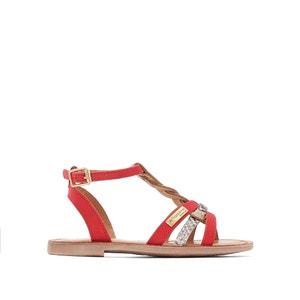 Sandales cuir Badiane 2 LES TROPEZIENNES PAR M.BELARBI