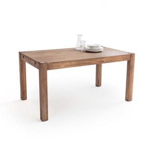 Mesa de comedor con extensiones, 6/8 comensales, Lunja