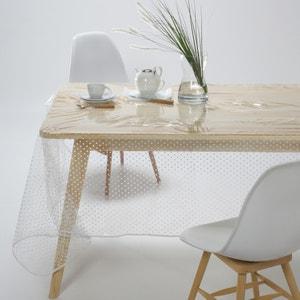 Tischdecke, transparentes PVC, getupft La Redoute Interieurs