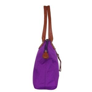 Sac Vibrant Purple Small Tote 133080-85-0039- AIGNER