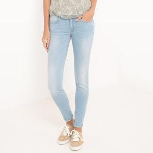 Jean skinny, taille normale, longueur 32 LE TEMPS DES CERISES