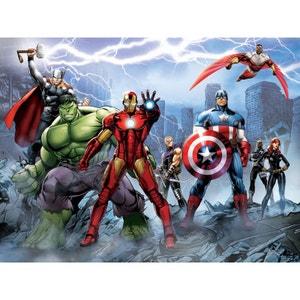 Papier peint Equipe Avengers Marvel 360X255 CM AVENGERS