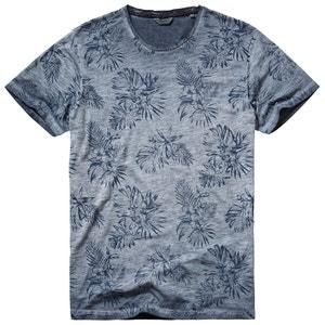 Tee-shirt chiné Blutrop à motifs imprimés PEPE JEANS