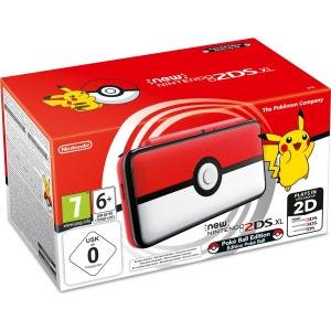 Console New Nintendo 2DS XL - Poké Ball Edition 2DS NINTENDO