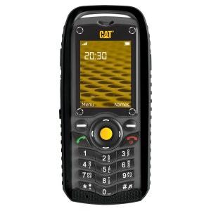 Téléphone mobile tout-terrain CATERPILLAR Cat B25 Dual Sim Noir CATERPILLAR