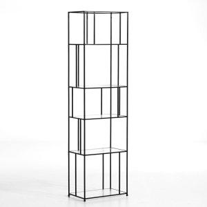 Bibliothèque Parallel métal/verre AM.PM