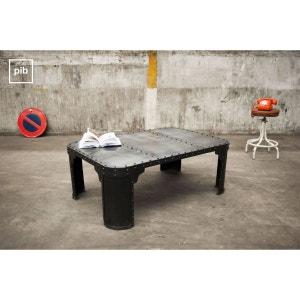 Table basse industrielle Brigor PRODUIT INTERIEUR BRUT
