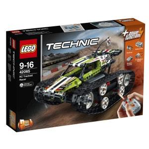 Le bolide sur chenilles télécommandé - LEG42065 LEGO