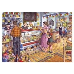 Puzzle 1000 pièces : Tony Ryan : L'épicerie GIBSONS