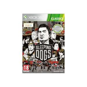 Sleeping Dogs - Classics XBOX 360 SQUARE ENIX