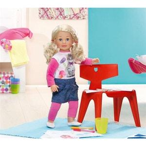 Zapf Creation 877555 Sally, la magnifique poupée blonde de 63 cm ZAPF CREATION