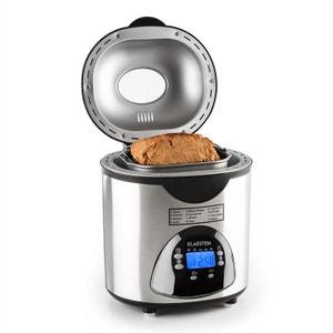 Klarstein City Life Machine à pain automatique 12 programmes 580W accessoires in KLARSTEIN