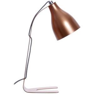 Lampe à poser Leitmotiv Barefoot- Cuivre LEITMOTIV