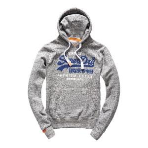 Sweat Premium Goods Duo Hood avec capuche SUPERDRY