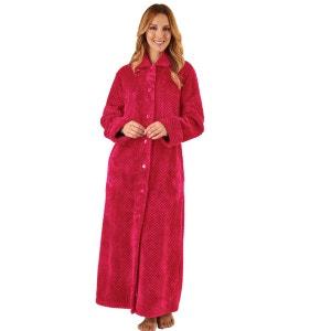 Robe de chambre femme la redoute - Robe de chambre longue femme ...