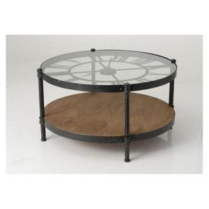 TABLE BASSE HORLOGE HELLIN, DEPUIS 1862