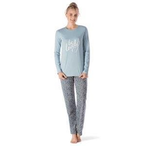 T-Shirt and Trousers Pyjama Set SKINY
