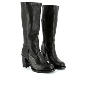Stivali pelle con tacco 74350 HARTVILLE IBX P-L-D-M-BY PALLADIUM