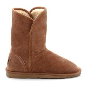 Carmen Leather Boots LES TROPEZIENNES PAR M.BELARBI