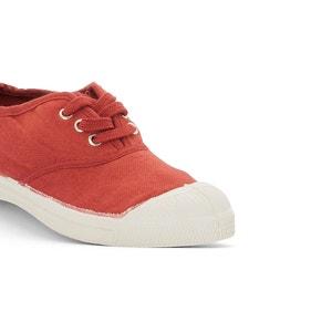 Basic-Sneakers zum Binden BENSIMON