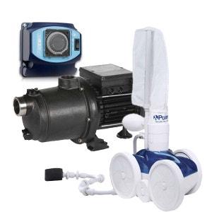 polaris - pack complet robot de nettoyage polaris 280 spécial électrolyse avec surpresseur et coffret - polaris 280 + ... POLARIS