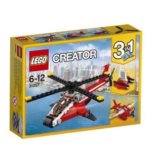 L'hélicoptère rouge - LEG31057 LEGO