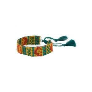 Bracelet brésilien en perles BALABOOSTE