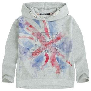 Hooded Sweatshirt, 8-16 Years PEPE JEANS