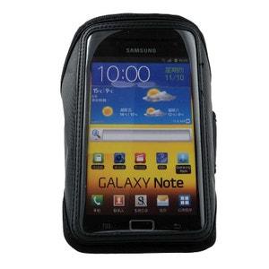 Brassard de sport compatible Samsung Galaxy Note 3 Noir AMAHOUSSE