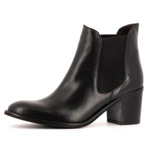 Bottines femme ankle boots  noir Evita  La Redoute